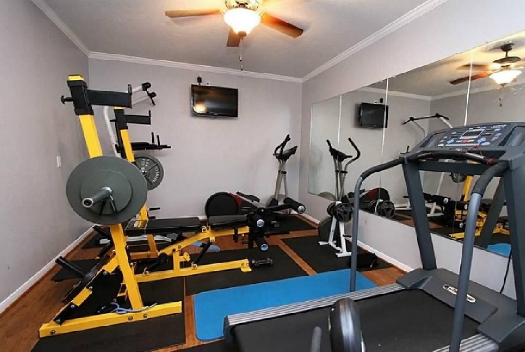 salle de sport gym